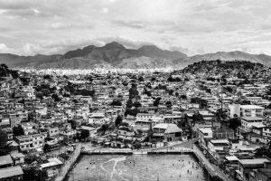 Sebastián Liste. Vista general de las favelas en Brasil. Foto:worldpressphoto.org. Imagen Por: