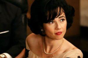 """Así se le vio en """"Mad Men"""", como Sylvia Rosen. Foto:vía AMC. Imagen Por:"""