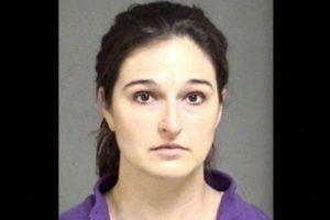 Stacy Schuler, profesora de gimnasia en Ohio, fue declarada culpable de tener relaciones sexuales con cinco estudiantes Foto: Warren County Jail. Imagen Por: