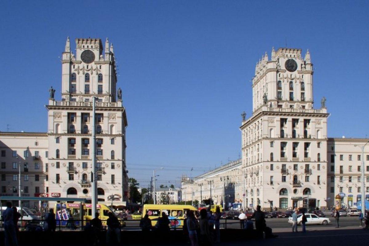 Bielorrusia Foto:Wikipedia.org. Imagen Por: