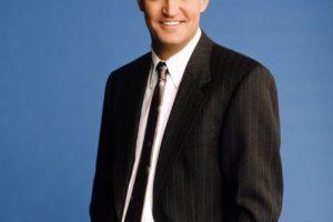 """Mathew Perry era """"Chandler"""". Foto:vía NBC. Imagen Por:"""