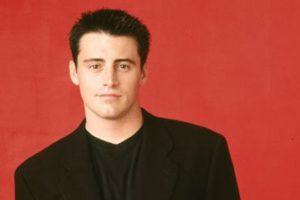 """Matt Leblanc era """"Joey"""". Foto:vía NBC. Imagen Por:"""