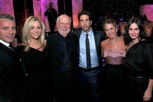 El elenco se reunirá de nuevo. Foto:Getty Images. Imagen Por: