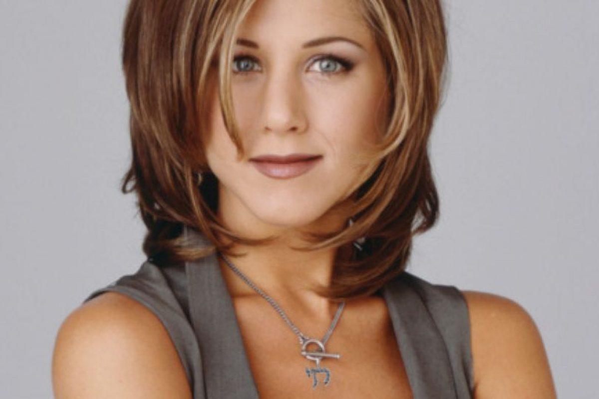 """Jennifer Aniston era """"Rachel"""". Foto:vía NBC. Imagen Por:"""