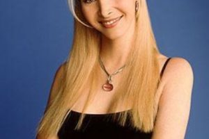 "Lisa Kudrow era ""Phoebe"". Foto:vía NBC. Imagen Por:"