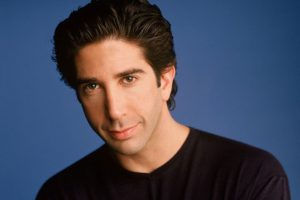 "David Schwimmer era ""Ross"". Foto:vía NBC. Imagen Por:"