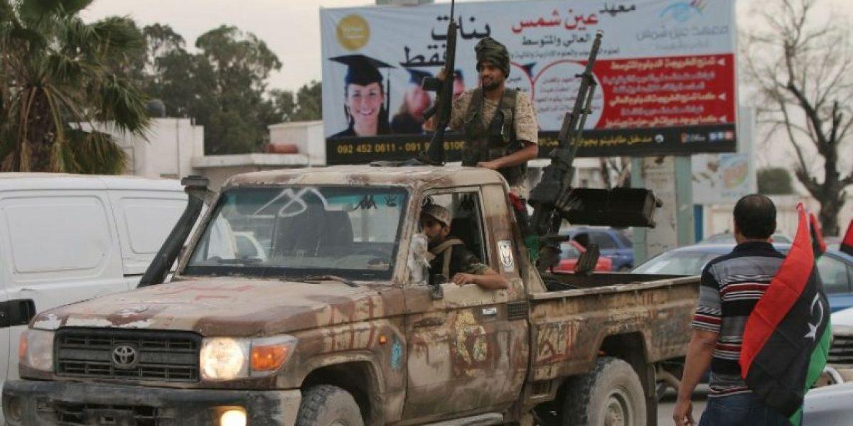 Un bombardeo de EEUU al Estado Islámico en Libia deja decenas de muertos