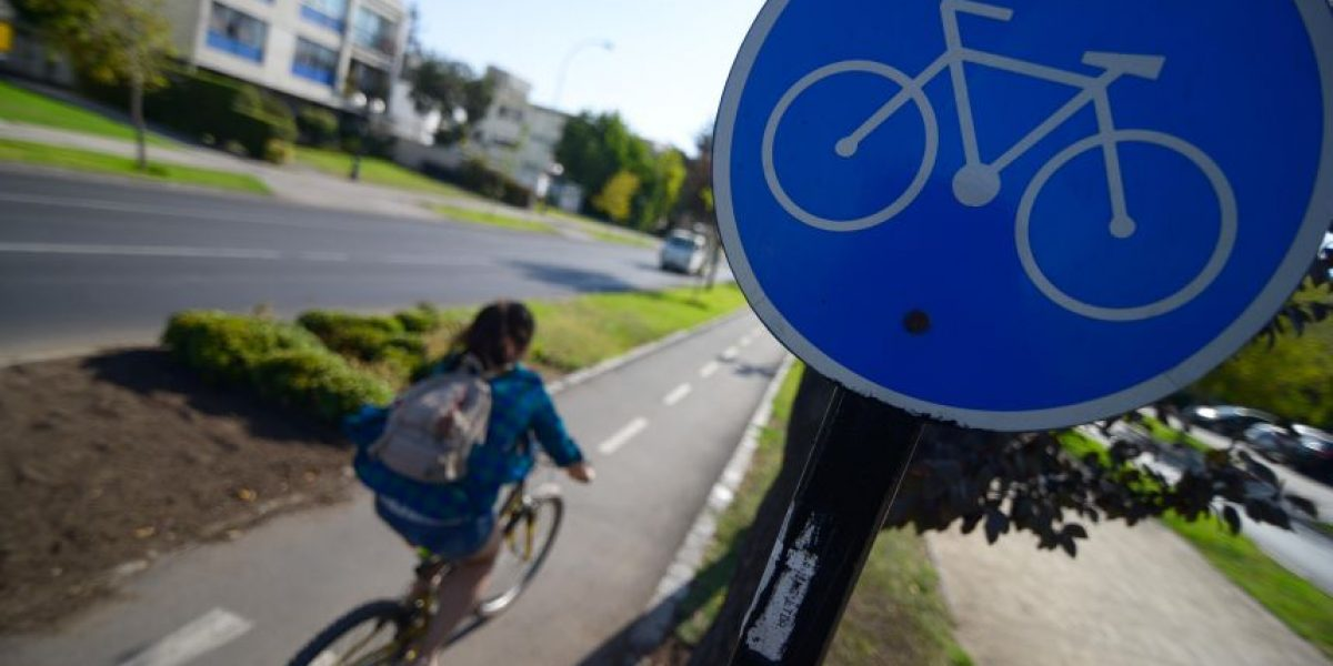 Talca: Corte ratifica condena a ciclista que conducía en estado de ebriedad