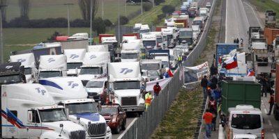 Movilización de camioneros: la propuesta que entregó el Gobierno y fue rechazada