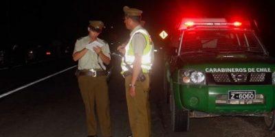 Cuerpos se encontraron horas después: investigan fatal accidente de moto en Renca