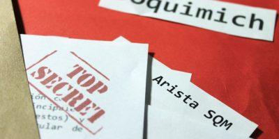 """SQM: habrían realizado """"copy-paste"""" en asesorías realizadas por firma de Giorgio Martelli"""