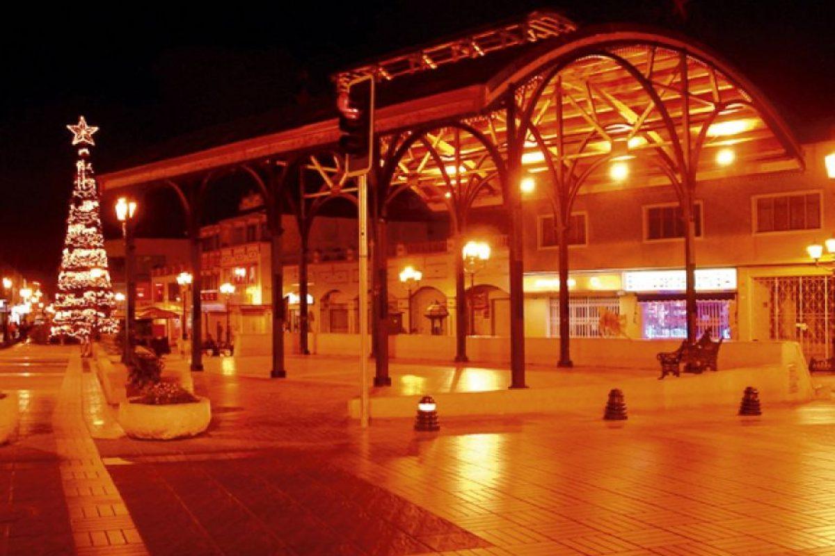 Estación Empalme de Coquimbo. Imagen Por: