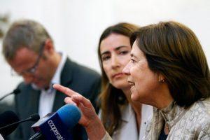 Mariana Aylwin Foto:Agencia UNO. Imagen Por: