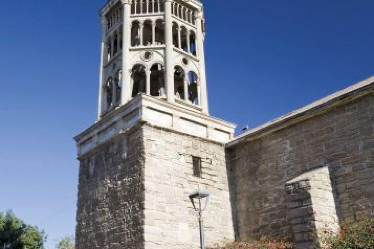 Iglesia Santo Domingo, La Serena. Imagen Por: