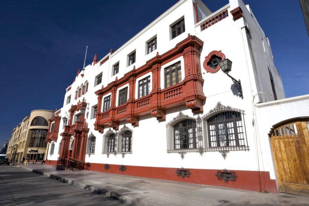 Edificio Consistorial, La Serena. Imagen Por: