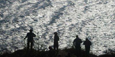 Concón: buscan a hombre de 70 años que desapareció cuando recogía algas en roqueríos