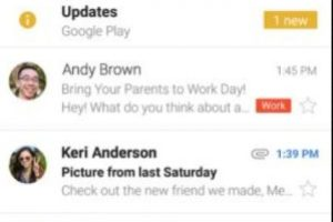 7. Gmail – Email from Google. Foto:Google. Imagen Por: