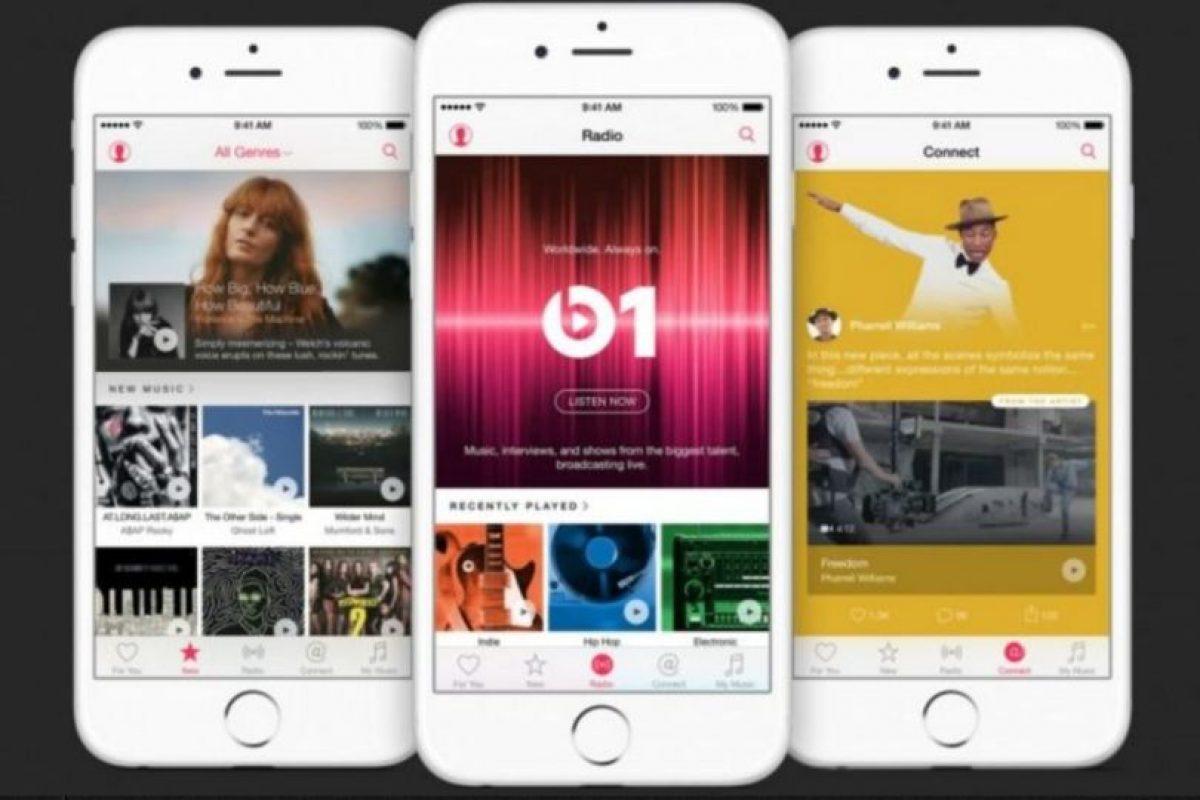 54 millones 550 mil usuarios únicos. Foto:Apple. Imagen Por: