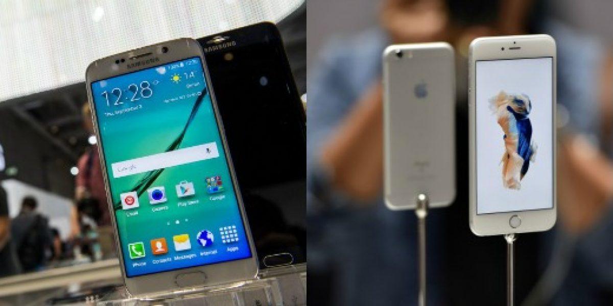 Este año los smartphones estarán marcados por el 7
