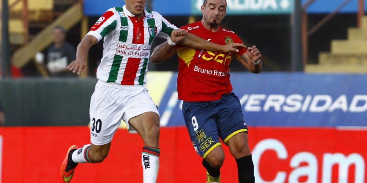 Fernando Meza se candidatea para la Roja: