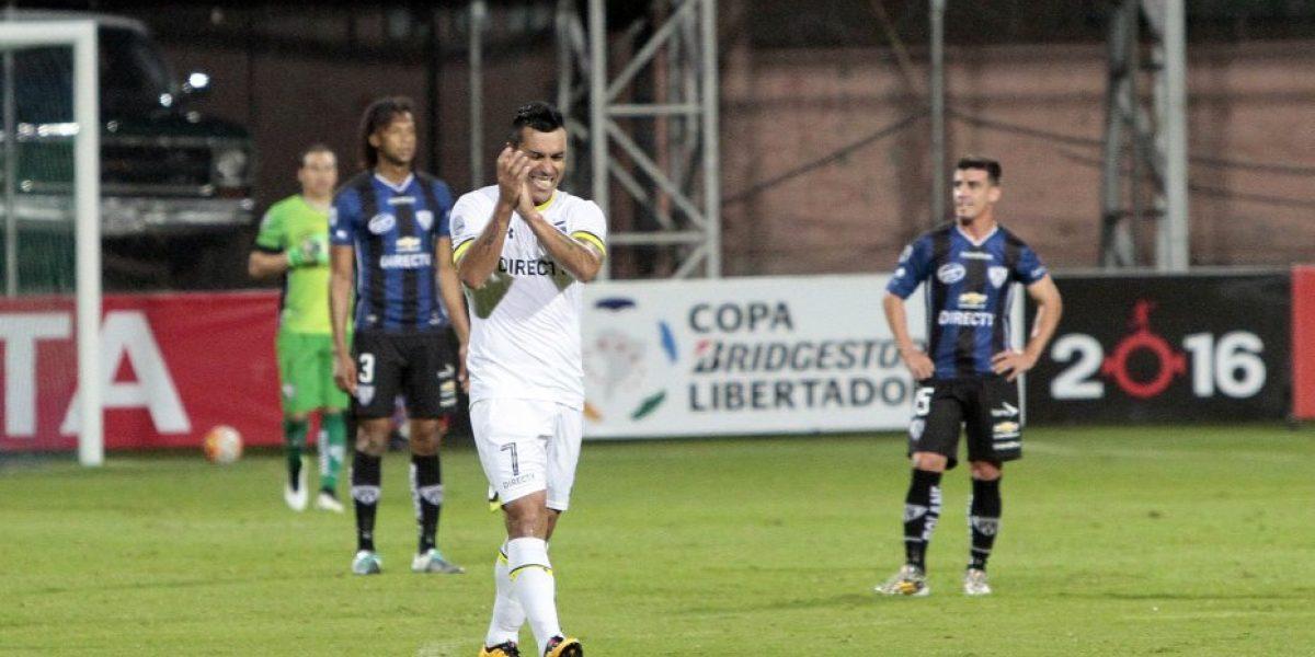 Sierra y el empate en la Copa: