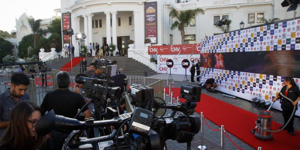 Viña 2016: lo que las cámaras de TV no muestran de la esperada gala