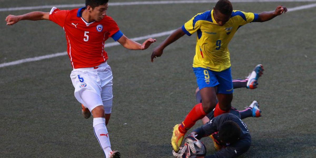 Arquero Sub 17 será el encargado de defender a San Marcos tras expulsión de Pedro Carrizo