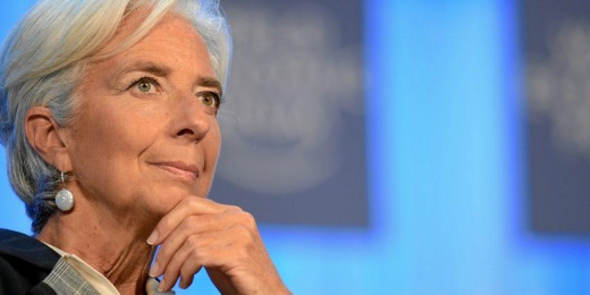 Christine Lagarde es reelecta presidenta del FMI