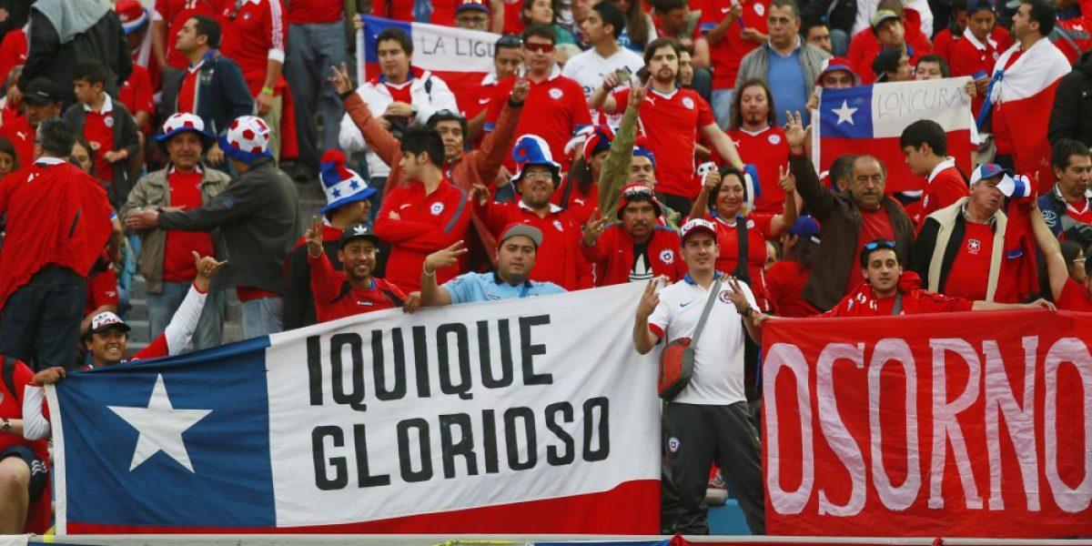 ANFP confirma sus intenciones de disminuir el precio de las entradas para ir a ver a La Roja