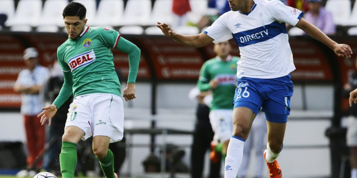 Diego Valdés asusta a la U: