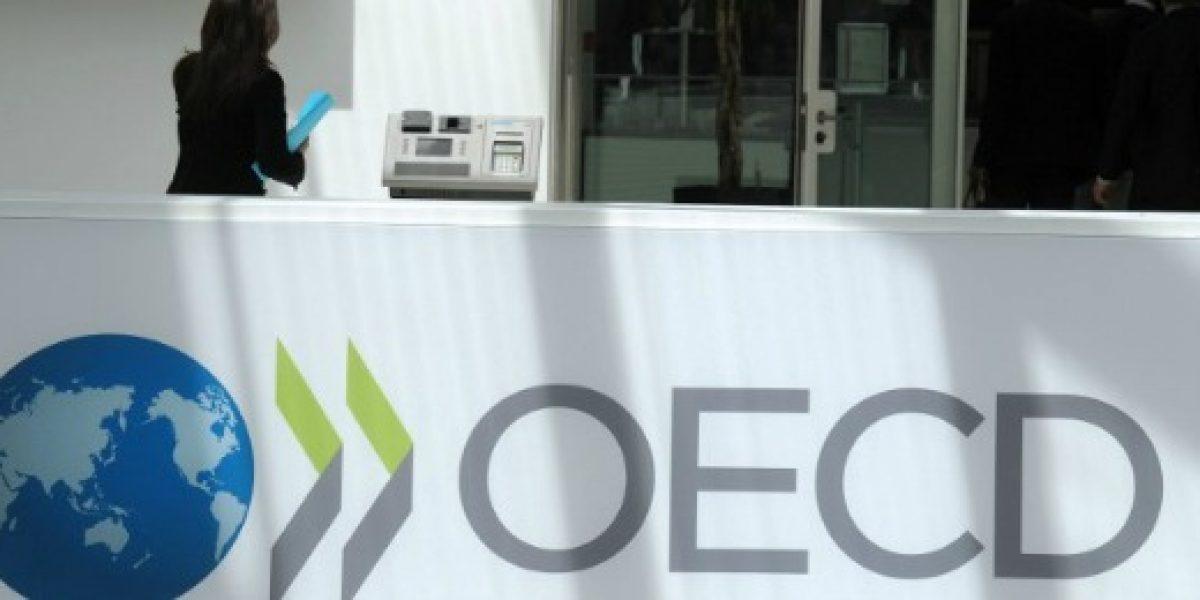 Países Ocde promedian su mejor crecimiento en cinco años