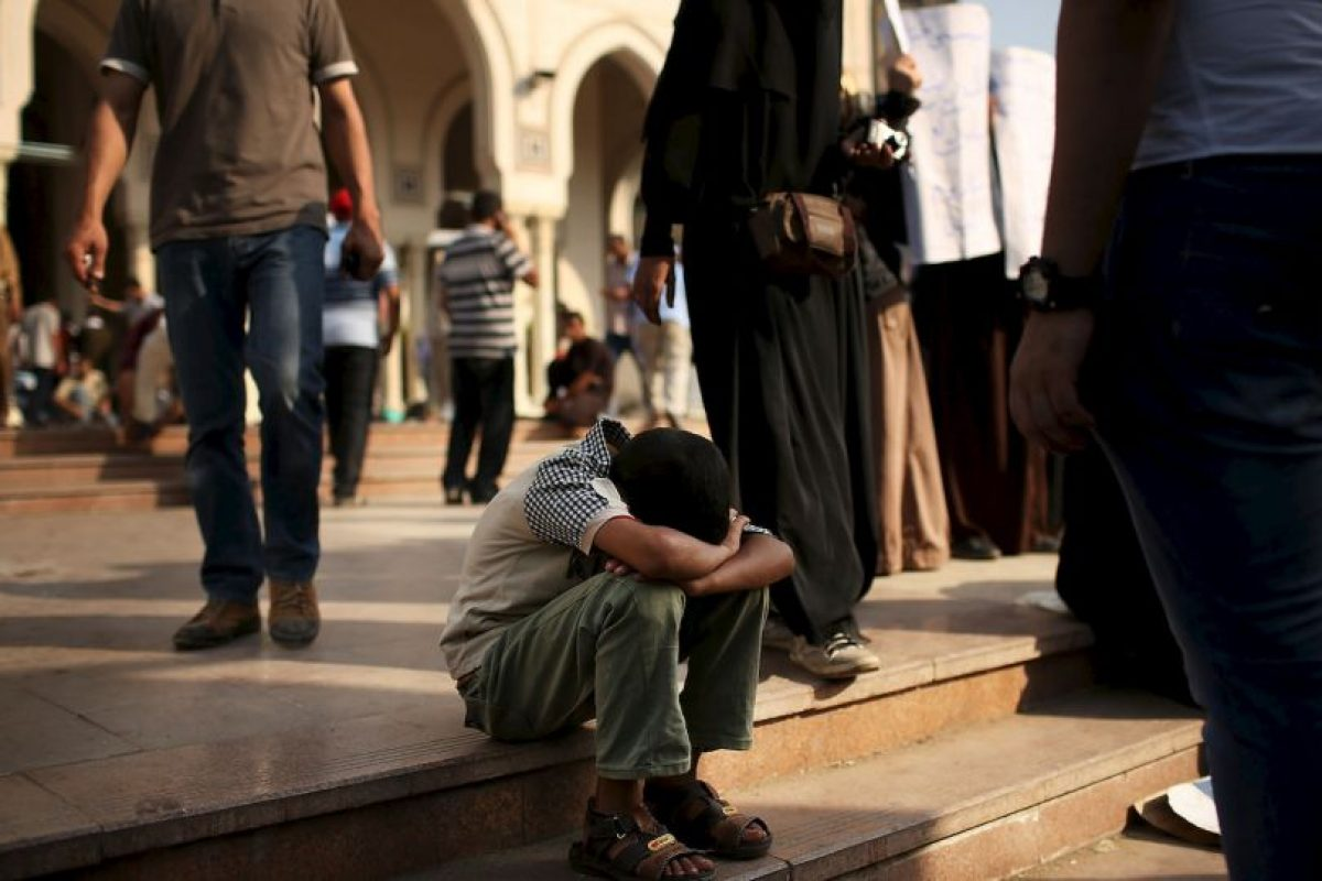 5. Aproximadamente 250 mil niños se ven envueltos en conflictos alrededor del mundo. Foto:Getty Images. Imagen Por: