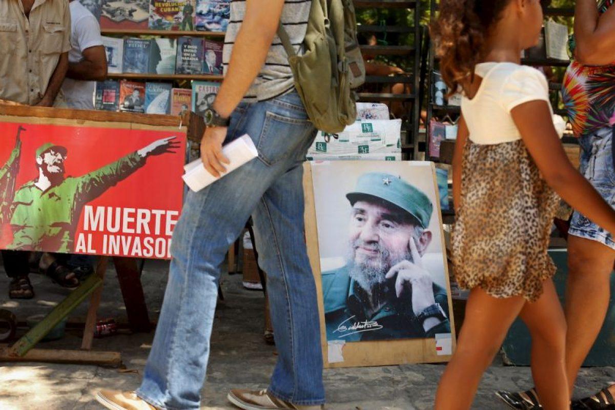 En 1966, Estados Unidos aprueba la Ley de Ajuste Cubano con las que le permite quedarse en el país. Foto:Getty Images. Imagen Por: