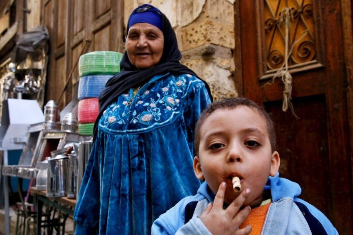 1. Más de un millón de niños son detenidos a través de los sistemas judiciales de todo el mundo Foto:Getty Images. Imagen Por: