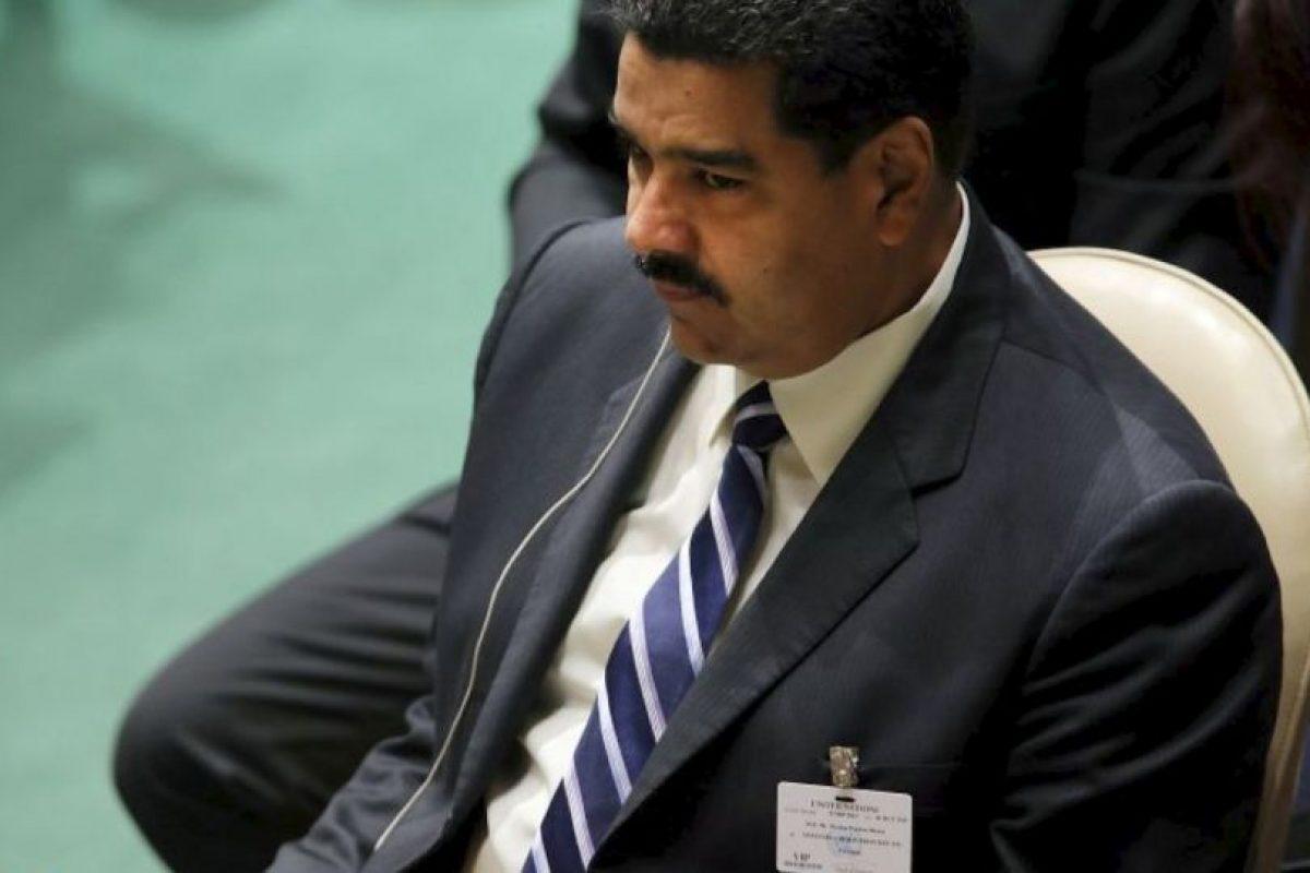 Pero, ¿qué beneficios obtiene Maduro? Foto:Getty Images. Imagen Por: