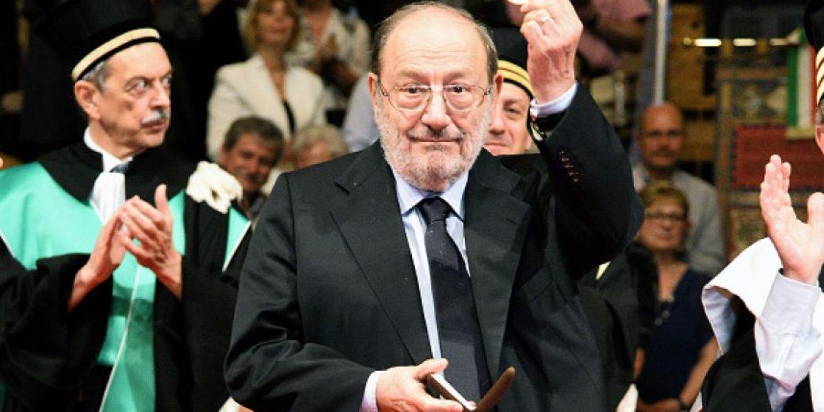 La literatura mundial de luto: a los 84 años falleció Umberto Eco