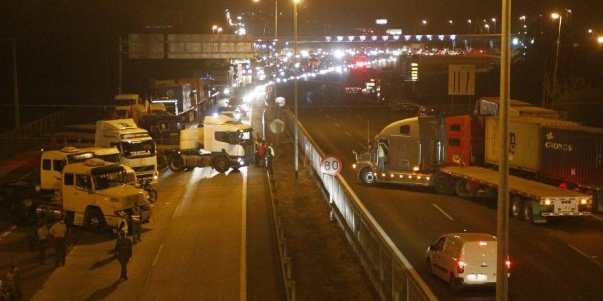 Dueños de camiones: