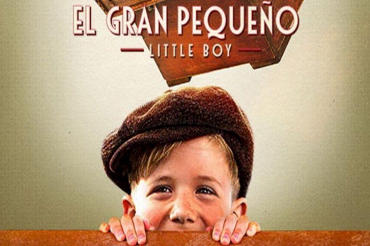"""2- """"El gran pequeño"""". Foto:Vía Netflix. Imagen Por:"""