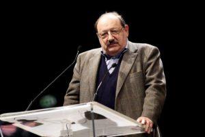 El escritor y filósofo nació en Alessandria, Italia. Foto:Getty Images. Imagen Por: