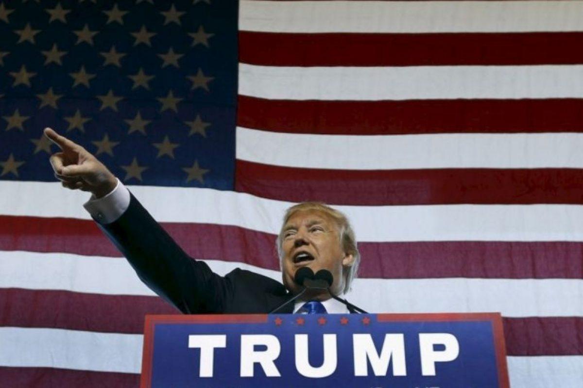 Algunas de las frases más polémicas de Donald Trump. Foto:Getty Images. Imagen Por: