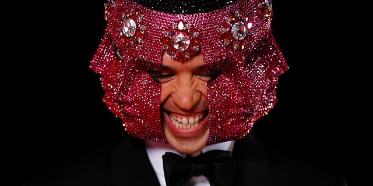 ¿Qué fue esto? Di Mondo lo más freak de la Gala de Viña 2016
