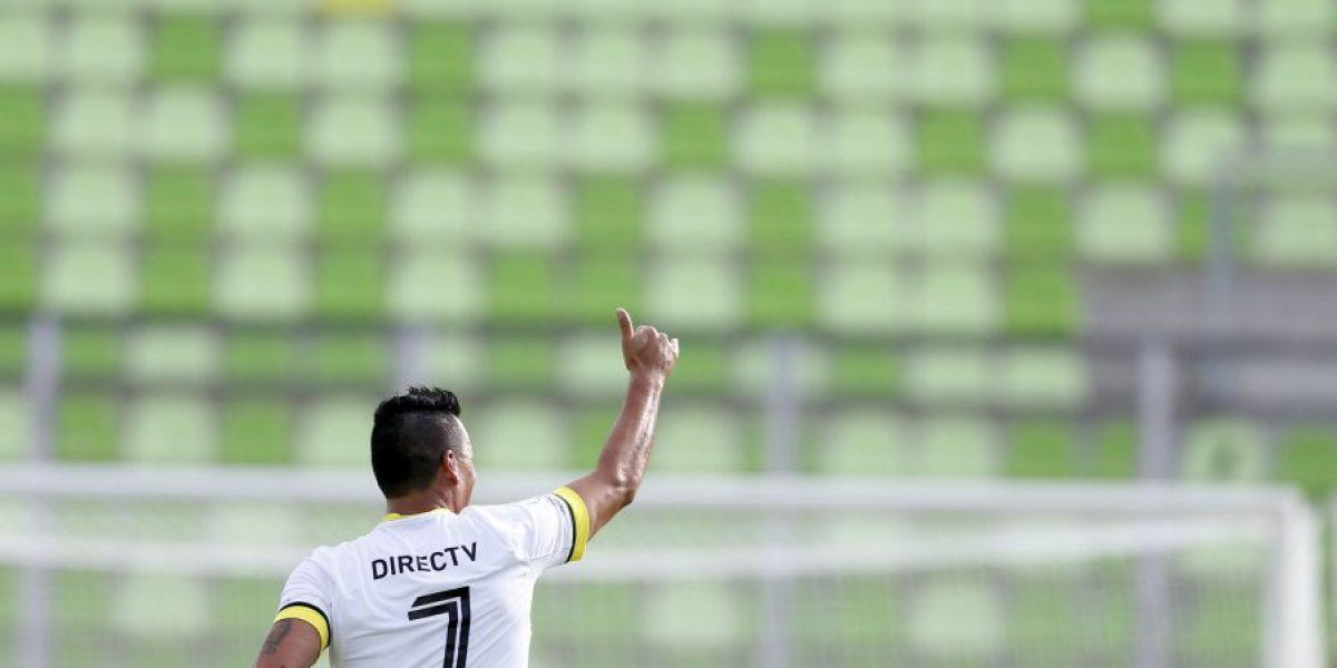 Eterno goleador: Paredes está a cinco goles de batir récord de