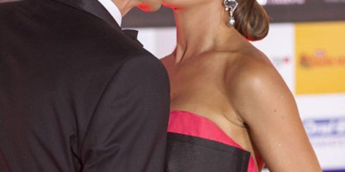 Las parejas que desfilaron por la alfombra de Viña 2016