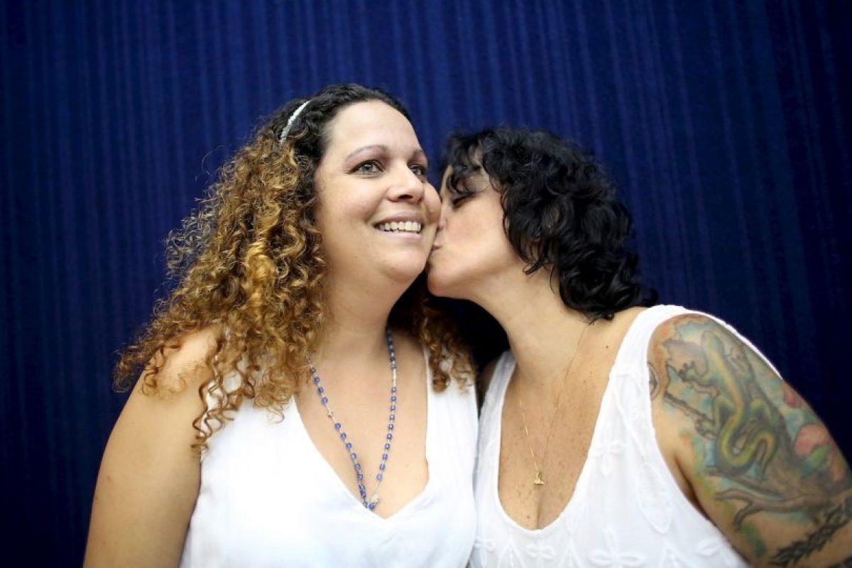 El 14 de mayo de 2013, el Consejo Nacional de Justicia determinó que las notarías no pueden negarse a registrarse los matrimonios de estas parejas. Foto:Getty Images. Imagen Por: