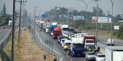 Recambio de veraneantes deja 9 personas fallecidas en accidentes de tránsito