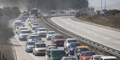 Plan de Contingencia para este fin de semana: se estima un retorno de 300 mil vehículos