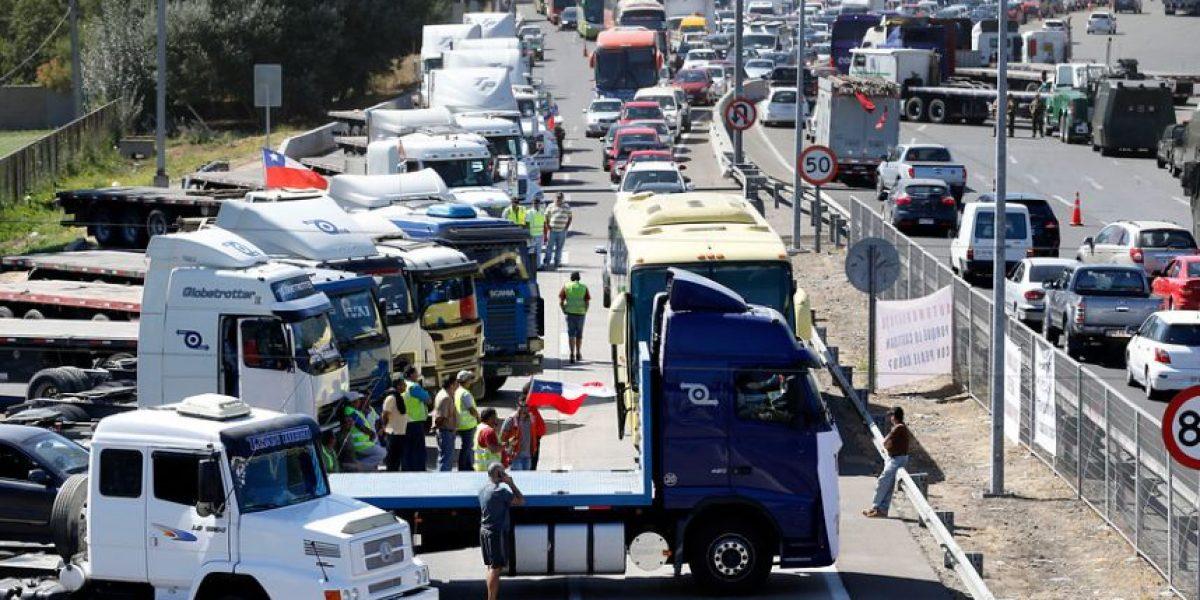 """Camioneros: """"No sabemos si vamos a llegar a lo que habíamos acordado"""""""