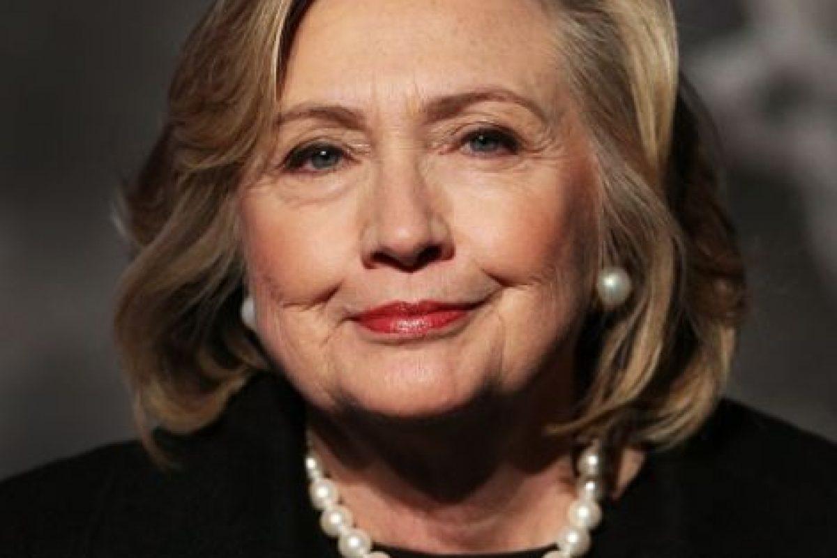 La exprimera dama perdió ante Sanders en New Hampshire. Foto:Getty Images. Imagen Por: