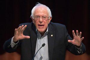 Bernie Sanders quedó en la segunda posición. Foto:Getty Images. Imagen Por: