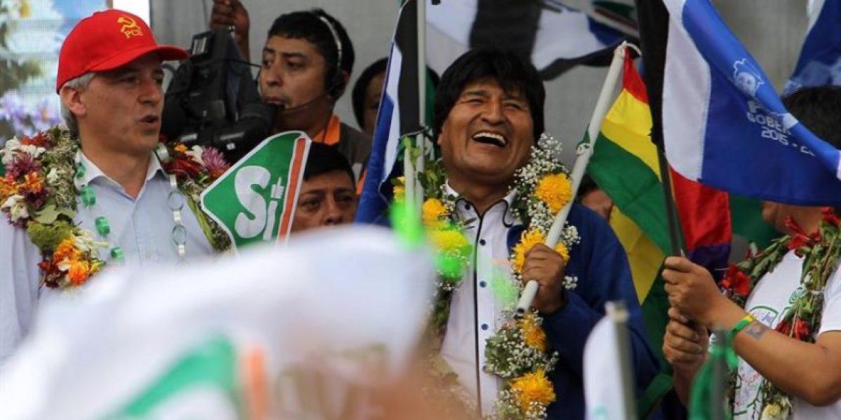 Bolivia: hoy se realiza consulta para saber si es Evo Morales podrá ser reelecto